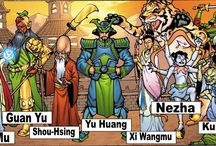 Fantasy : Mythology : Chinese