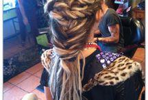 Peinados Rasta Girl