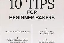 Tips for bakery