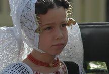 Dutch folk costume