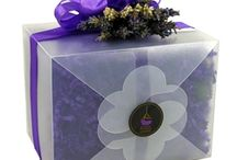 Lavender Gifts for Her / At our San Juan Island, WA farm we handcraft wonderful gifts made from our organic lavender for moms, for sisters, for daughters, for wives, etc. Here is a sampling of handcrafted, lavender gifts for her from Pelindaba Lavender.