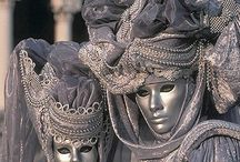 Venedig / Karneval in Venedig - wundervolle Masken