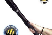 Stun Baton Flashlight