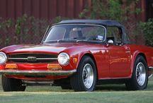 Triumph tr6 / Classic TR6