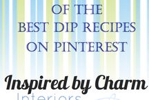 Get the party started - dips and apps