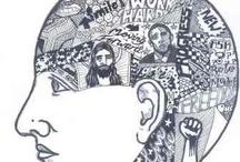 Doodle in pen