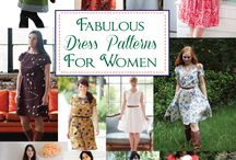 Sewing - Inspiration & Patterns