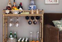 Bar Cart / by Kellie of Le Zoe Musings