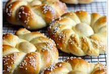 bread / by Penny Denny-Triezenberg