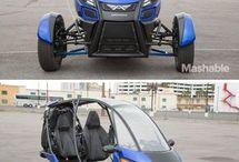 Teknolojik Arabalar