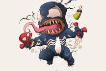 spiderman venom etc