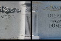Stone Engraving / Stone Engraving RI, Northeast Stonewriters main goal is prompt customer service. Your call, if un-answered, will be returned within 30 minutes. The engraving you ask us to complete will be finished within 48 hours. This is a transparent company, and will inform you about all costs associated with the work to be done in any cemetery.