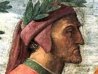 Dante Alighieri / Extraordinary poetic power and imaginative father of the Italian language and much much more ...