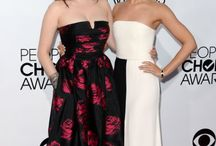 2014 People's choice awards / Red carpet pics