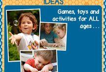 Mommy Stuff: Kids Development / by Jacque Diede