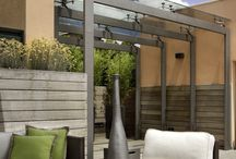 Outdoor Inspirations / Outdoor furniture, patio ideas, terrace decor... all things plain air!