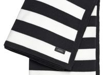 B/W is always in style! / Gorgeous Black & White Danish home accessories and accent furniture