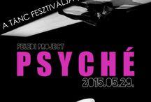PSYCHÉ - A Tánc Fesztiválján Veszprémben