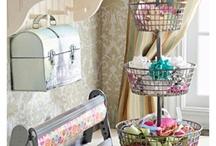 Mums sewing room ideas