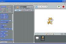 Scratch / Materiales y tutoriales para trabajar con Scratch. Code.