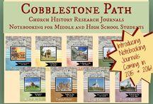Cobblestone Path Church History Research Journals