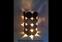 lampade con capsule nespresso