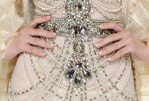 Wedding Ideas: Dresses / #Wedding #Clothing #Wedding Dresses #Sleeves #laces #Shades Of White #Beading #Veils #Trains #Beautiful