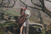 Weddings / Western North Carolina is a wonderful place to get married!
