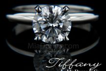 MiaDonna Engagement Rings / MiaDonna & Co. Man Made Diamond Engagement Rings. Click Photos to Link to MiaDonna Website. Descriptions Come from MiaDonna.