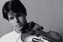 music to my ear / Some of my favorite musical artists and composers. / by Susan Ernster