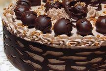 Cake, Pie