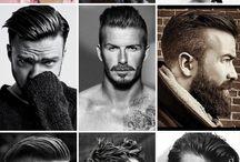Penteados / Dicas, fotos e sugestões dos melhores penteados masculinos. Acompanhe e boa escolha!