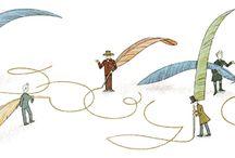 Google Logo / by Sean Tsien