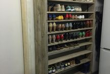 CHAUSSURES ETAGERE