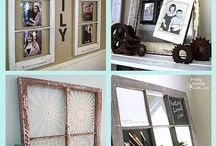 DIY {Rustic Decor}