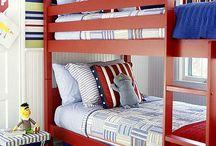 Boys Room Ideas / by Carrie Wissink Avila