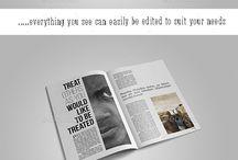 magazine ideas