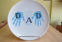 fathers day pottery