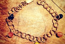 Jewellery handmade by me / Handcrafted jewellery