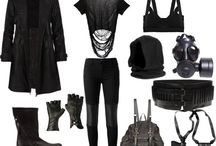 Urban Tech-Witch Looks