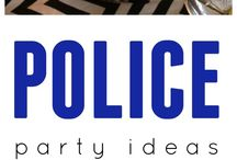 Police Officer Party