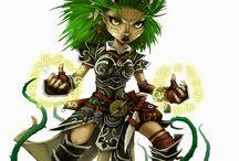 Dungeons & Dragons - Gnome Druid