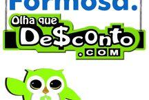 Descontos do dia em Formosa-GO / Vejas os descontos do DIA http://formosa.olhaquedesconto.com/ para ver ver mais descontos acesse o site.