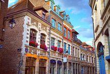 Vieux-Lille / Ce tableau regroupera les différentes photographies du vieux-lille (@Lille).
