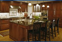 Kitchen Remodels / Completed kitchen remodeling projects in Matawan, NJ