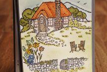 Craft Inspo - Cozy Cottage