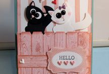 stampin up: owl punch
