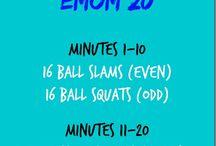 Cf workouts