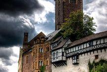 Burgen , Festungen, Türme, Mauern, Ruinen/ Castles Towers