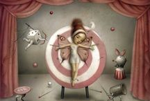 Art - Surreal Paintings / Surreal Paintings, Surrealism, Modern, Pop .... #surrealpainting #popsurrealism #modernsurrealism